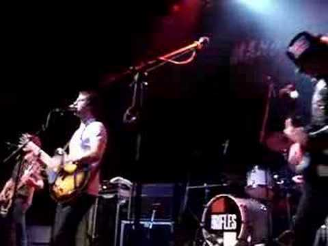 The Rifles Song No Love Lost Live unpublished, rare