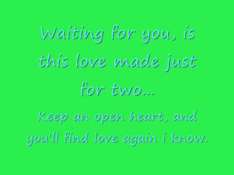 Tesla-- Love Song *LYRICS*