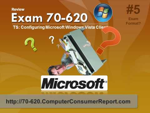 What is the Passing Score of the Vista 70-620 Exam