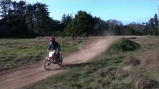 Bouldens track in FORT BRAGG CA