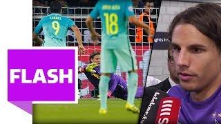 Gladbach gegen Barcelona: Keeper Yann Sommer gesteht Fehler