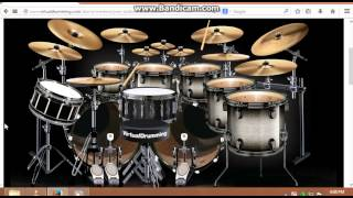 Revenge the fate - Ambisi drum cover by ikhsan dermawan(shincang)