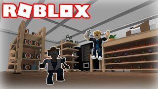 ROBLOX HIDE AND SEEK EXTREME | OUR FIRST VIDEO!