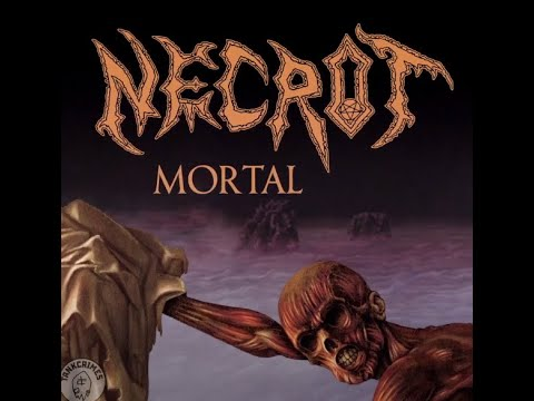 "Necrot released new song ""Asleep Forever"" off new album ""Mortal"""