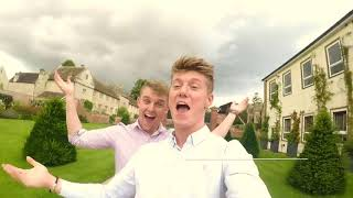 Bath Spa University Campus Tour: Ryan and Danny