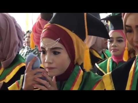 Cover Lagu Wisuda Akper Bidara Mukti Garut Tahun 2016 I