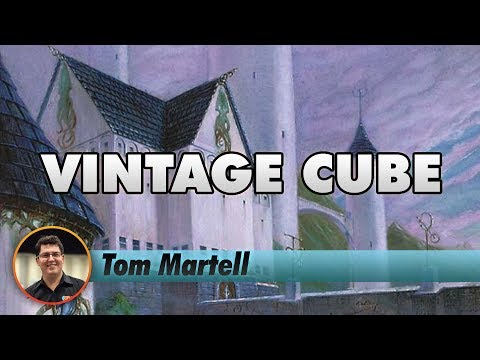 Vintage Cube Draft | Channel Martell