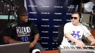 Scott Storch x Sway  - Shade 45 - Beats Live 2013 ᴴᴰ
