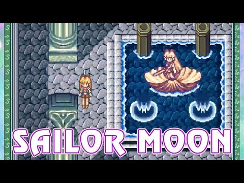 Игра Sailor Moon Another Story - #7