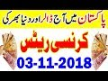 Pakistan Today US Dollar And Gold Latest News | PKR to US Dollar | Gold Price in Pakistan 03-11-18