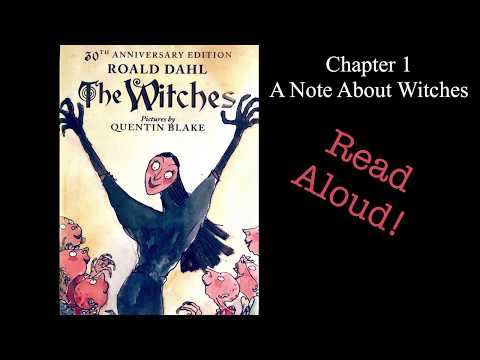 The Witches By Roald Dahl Chapter 1