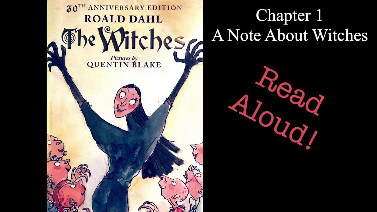the witches roald dahl read online free