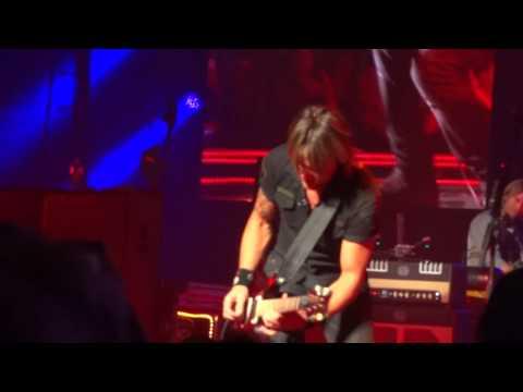 Keith Urban - Crazy Guitar Solo - [LIVE HD] - 8/8/13 Merriweather Post Pavilion