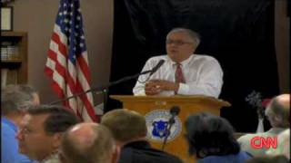 "Rep. Barney Frank: ""On What Planet Do You Spend Most Of Your Time On"""