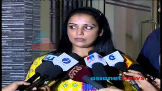 Actress Shweta Menon molested by politician in Kollam - News Hour 2-11-13 Part 3