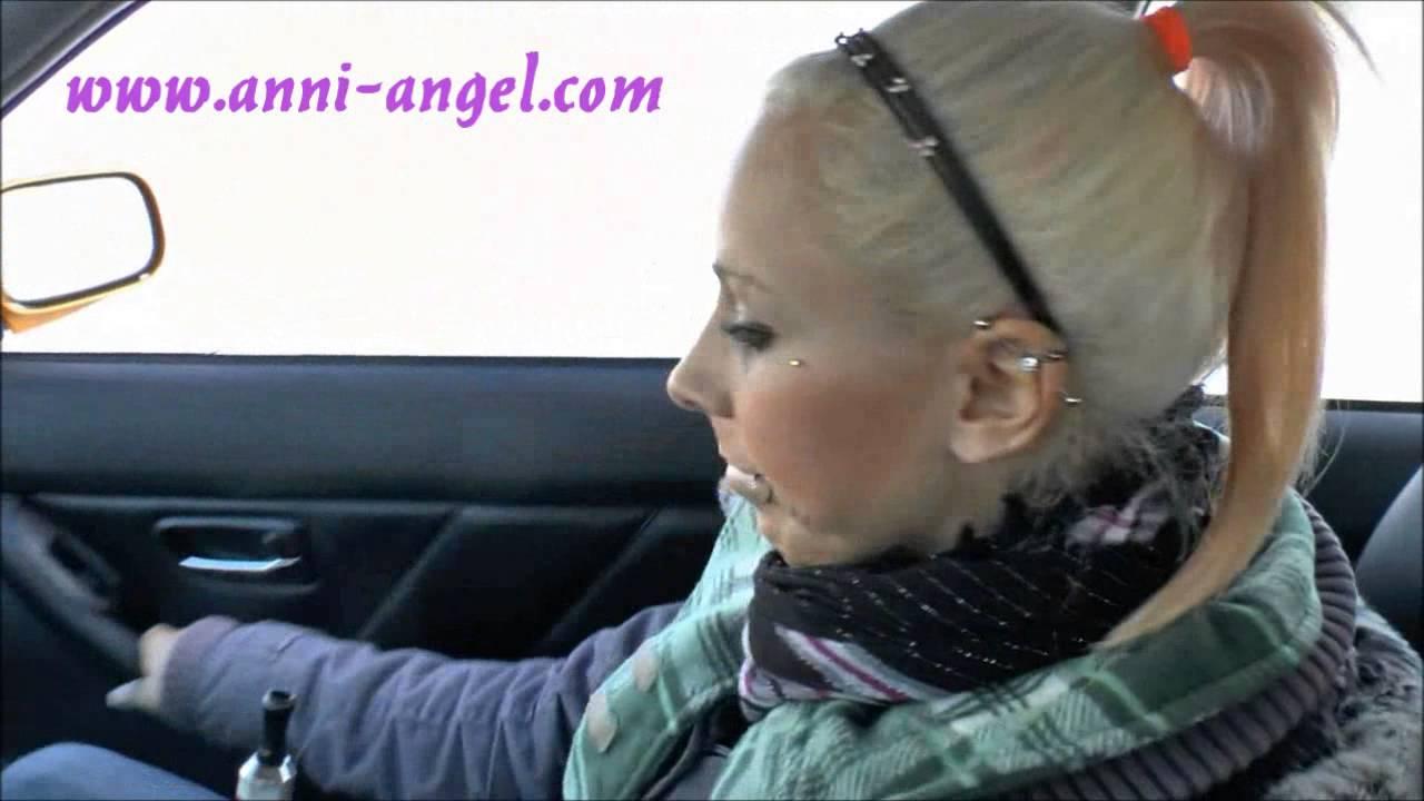 Deutsche Anni Angel treibt es mit Fremden im Bordell ohne Kondom - German Hooker