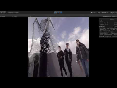 Real-Time 6DoF Volumetric Video - Part 4 -...