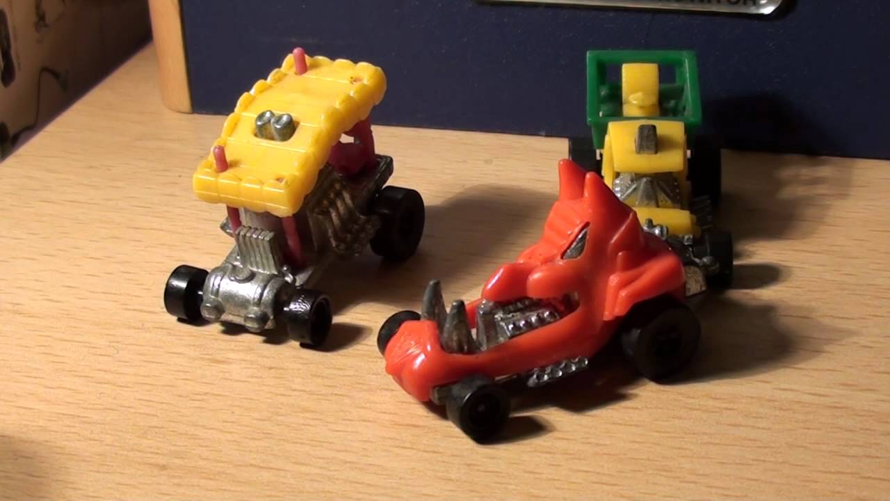 Krazy Dragsters 70s Era Toy Cars Youtube