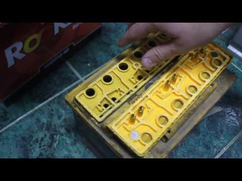 Как открыть крышку аккумулятора