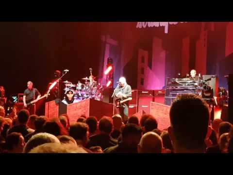 The stranglers 2017 manchester ...bear cage....Who wants the world....Walk on by.....Dagenham dave