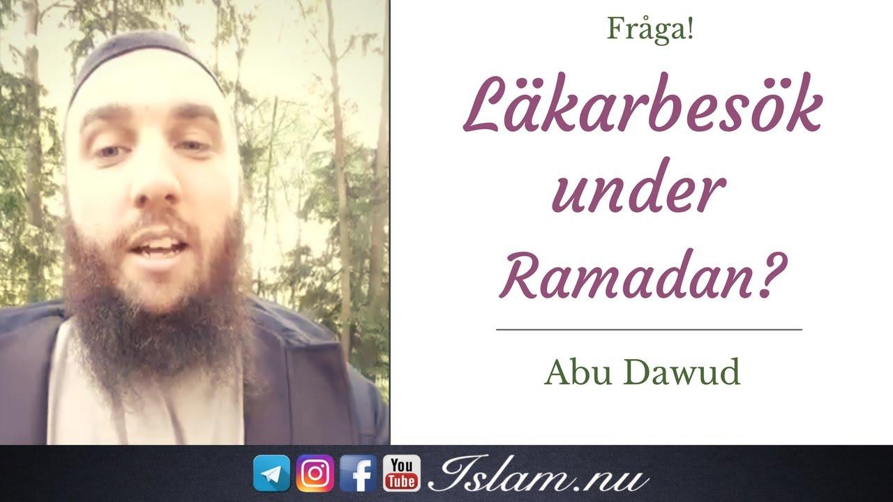 Läkarbesök under Ramadan? | Abu Dawud