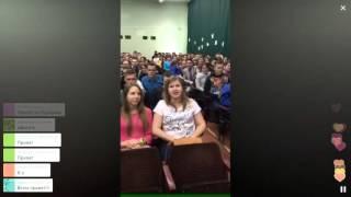 Кожевникова вернулась в Универ?! / Перископ Кожевниковой 2016 на TopPeriscope.Ru