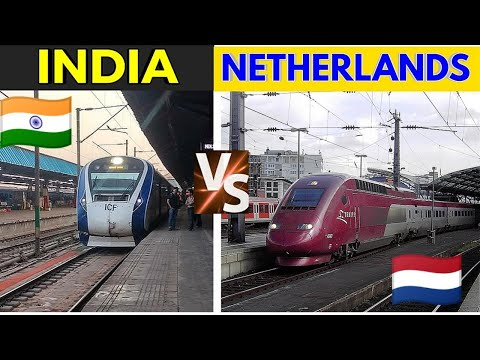 Indian Railways Vs Netherlands Railways | INDIA | NETHERLANDS | 2020 ,