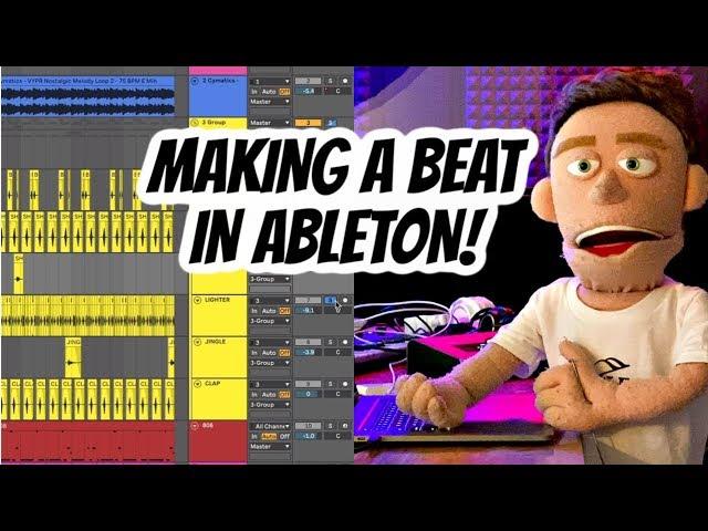Reid Stefan Making A Beat - Ableton Workshop