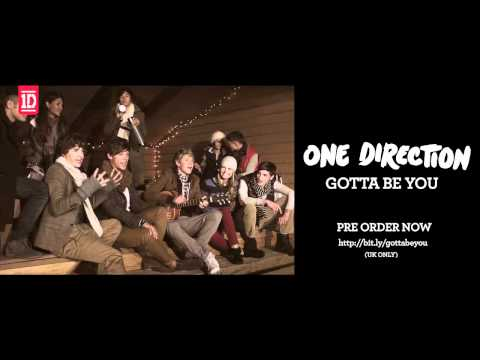 One Direction - Gotta Be You (Outtakes)