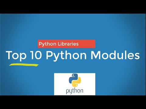 top-10-python-modules-and-libraries-that-come-handy