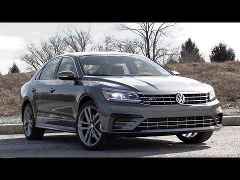 2016 Volkswagen Passat R-Line: Review
