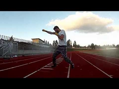 Speed Ladder Drills | Improve Boxing and MMA Footwork