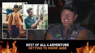 Best of All 4 Adventure: Getting to know Jase ► All 4 Adventure TV