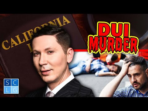 Murder charges for a DUI? Legal Analysis