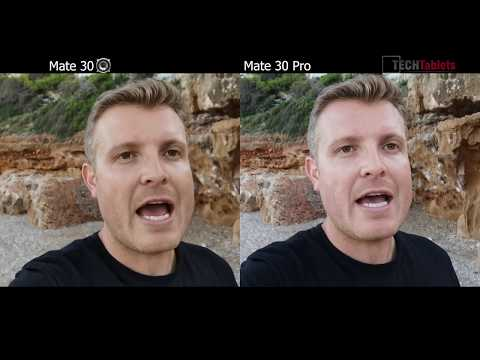 Mate 30 Vs Mate 30 Pro Camera Comparison - Why so Different!