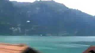 スイス ブリエンツ湖