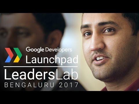 Launchpad LeadersLab Bengaluru 2017