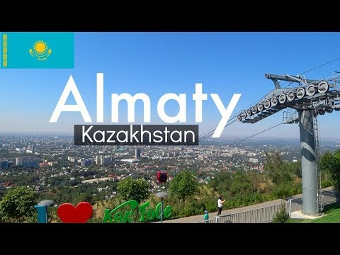 Almaty Kazakstan City Tour