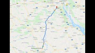 Состояние дороги: Белая церковь * Киев (Одесская трасса) 20.08.2019 🚙