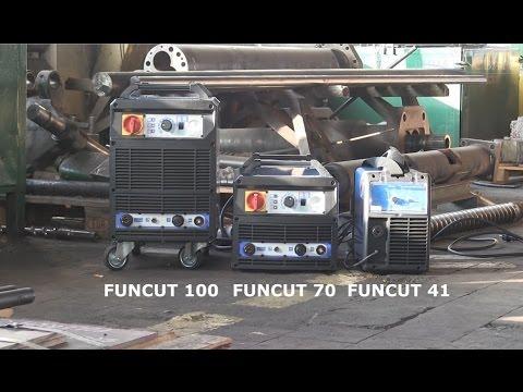 Оборудование для плазменной резки металла FANCUT 41 / 70/ 100 MOST