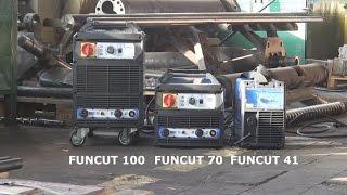 Оборудование для плазменной резки металла FANCUT 41 / 70/ 100 MOST(Представляем модельный ряд инверторных аппаратов для воздушно-плазменной резки металла, изготовленных..., 2017-02-22T09:19:49.000Z)