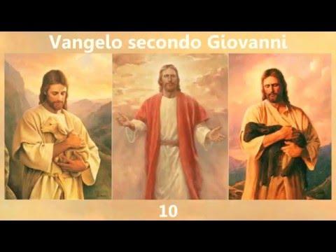 [Audio Bibbia in italiano] ✥ 4. Vangelo secondo Giovanni ✥