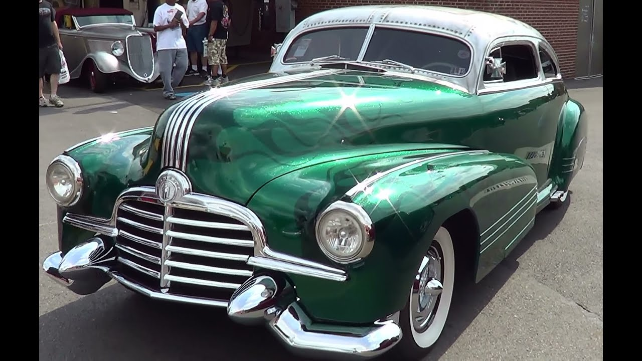 1946 Pontiac Street Rod Goodguy S Ppg Nationals 2013 Youtube