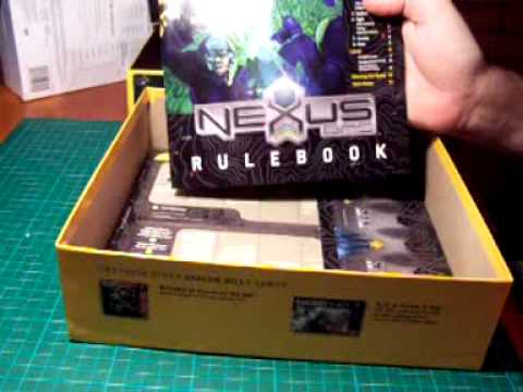 Nexus Ops unboxing
