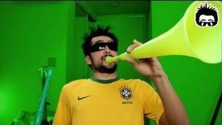 Vuvuzela Symphony - Joe Penna YouTube Videos