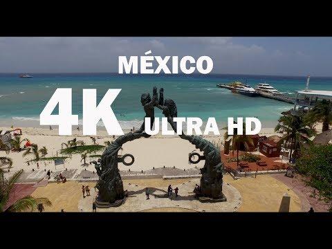 VIDEO AÉREO 4K - LUGARES DE MÉXICO
