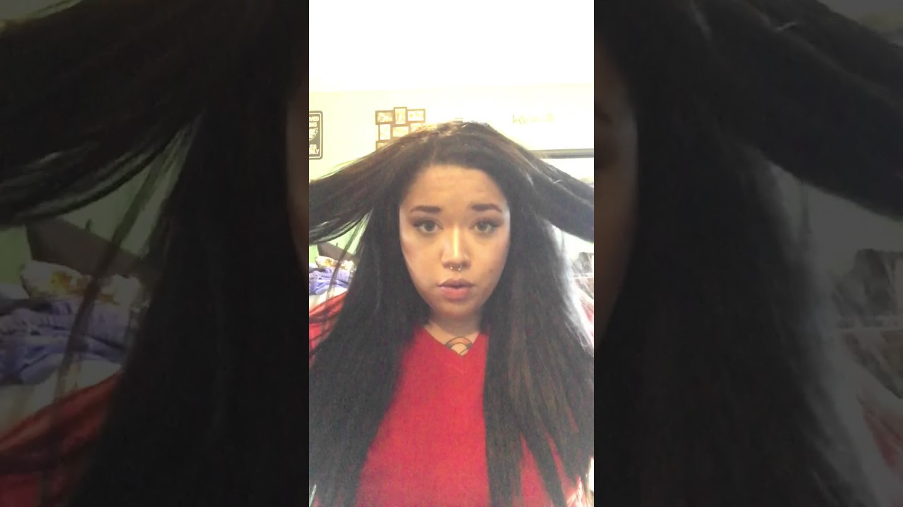 Femi Collection Clip In Hair Extensions Review Youtube