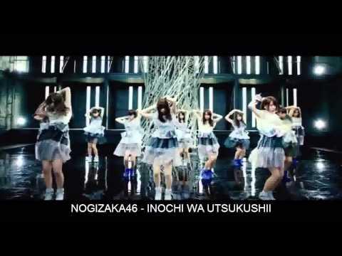 AKB48,SKE,NMB,HKT,NOGIZAKA46 BEST SONGS PT 1