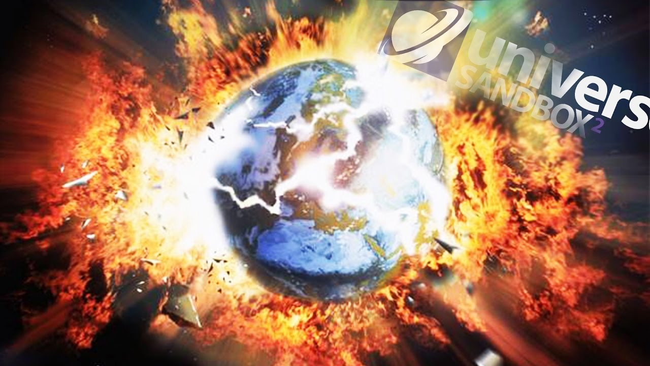 the world is going to explode universe sandbox 2 youtube
