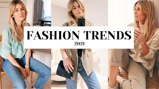 WEARABLE FASHION TRENDS 2021 | What to wear Spring Summer